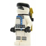 LEGO Ninjago Minifigure Zane - Sons of Garmadon