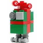 LEGO Star Wars Minifigure Festive GNK Power Gonk Droid