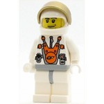LEGO Space Minifigure Astronaut with Helmet