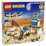 LEGO 6455 Town Space Simulation Station