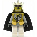 LEGO Minifigure Knights Kingdom II King Jayko (8823)
