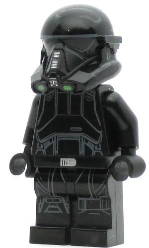 LEGO Star Wars Minifigure Imperial Death Trooper
