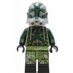 LEGO Star Wars Minifigure Clone Commander Gree