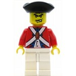 LEGO Pirates Minifigure Imperial Soldier II Officer Goatee