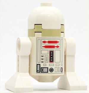 LEGO Star Wars Minifigure R5-D4