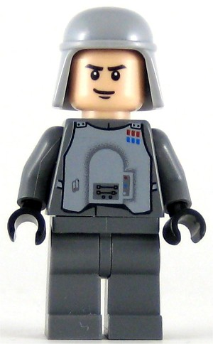 LEGO Star Wars Minifigure Imperial Officer