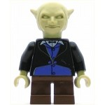 LEGO Harry Potter Minifigure Goblin Black Torso