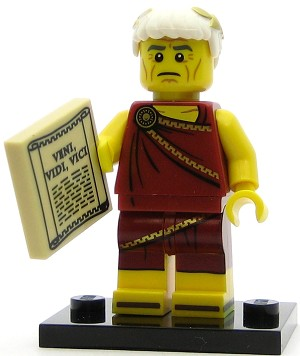 LEGO Collectible Minifigures Series 9 Roman Emperor