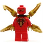 LEGO Spider-Man Minifigure Iron Spider