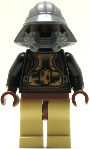 LEGO Star Wars Minifigure Lando Calrissian Skiff Guard