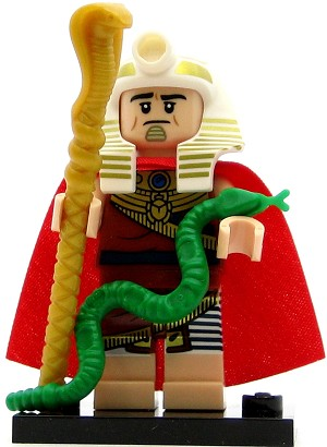 LEGO Collectible Minifigures The Batman Movie King Tut