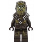 LEGO Star Wars Minifigure Chewbacca - Crossed Bandoliers and Goggles