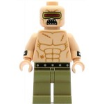 LEGO Super Heroes Minifigure Mutant Leader (70914)