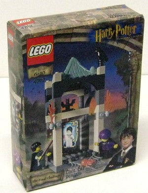 LEGO 4702 Harry Potter The Final Challenge