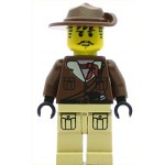 LEGO Adventurers Minifigure Johnny Thunder