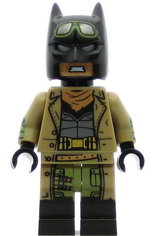 LEGO Super Heroes Minifigure Batman, Knightmare