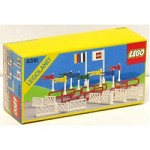 LEGO 6316 Town Flags and Fences