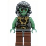 LEGO Castle Minifigure Fantasy Era Troll Warrior 2 Orc