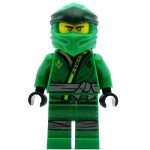 LEGO Ninjago Minifigure Lloyd - Legacy, Sons of Garmadon Robe