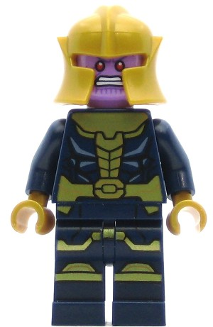 LEGO Super Heroes Minifigure Thanos