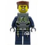 LEGO Minifigure Agent Charge Body Armor