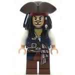 LEGO Pirates of the Caribbean Minifigure Jack Sparrow with Tricorne