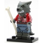 LEGO Collectible Minifigures Series 14 Wolf Guy