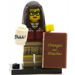 LEGO Collectible Minifigures Series 10 Librarian