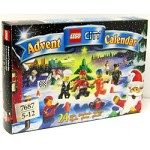 LEGO 7687 City City Advent Calendar