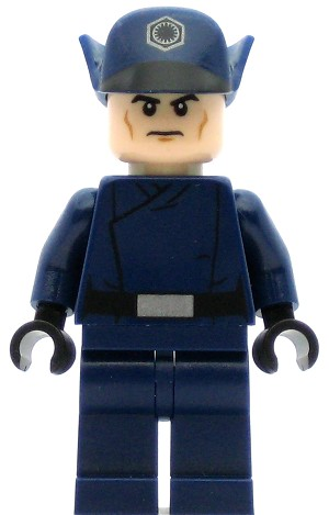 LEGO Star Wars Minifigure First Order Officer (75166)