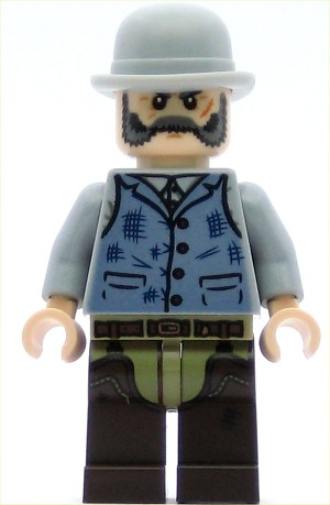 LEGO The Lone Ranger Minifigure Ray