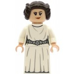 LEGO Star Wars Minifigure Princess Leia White Dress