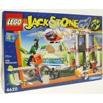 LEGO 4620 Jack Stone AIR Operations HQ