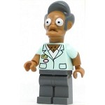 LEGO The Simpsons Minifigure Apu Nahasapeemapetilon
