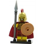 LEGO Collectible Minifigures Series 2 Spartan Warrior
