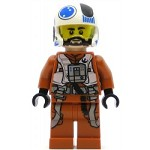 LEGO Star Wars Minifigure Temmin 'Snap' Wexley