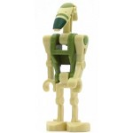 LEGO Star Wars Minifigure Kashyyyk Battle Droid