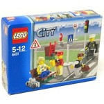 LEGO 8401 City City Mini-Figure Collection