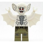LEGO Super Heroes Minifigure Man-Bat - Rebirth (76160)