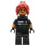LEGO Super Heroes Minifigure Barbara Gordon SWAT Vest (70908)