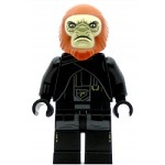 LEGO Star Wars Minifigure Dryden's Guard (Hylobon Enforcer)