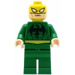 LEGO Super Heroes Minifigure Iron Fist