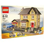 LEGO 4954 Creator Model Town House