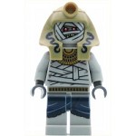 LEGO Pharaoh's Quest Minifigure Mummy Warrior