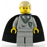LEGO Harry Potter Minifigure Draco Malfoy Slytherin Torso Cape