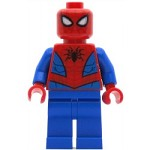 LEGO Spider-Man Minifigure Spider-Man - Dark Red Web Pattern
