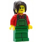 LEGO Town Minifigure Lawn Worker