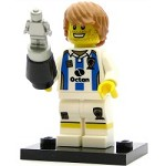 LEGO Collectible Minifigures Series 4 Soccer Player