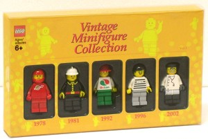 LEGO 852331 Product Collections Vintage MF Collection Vol. 1
