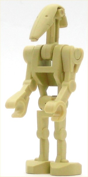 LEGO Star Wars Minifigure Battle Droid